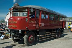 Sentinel Steam Bus Buses, Vehicles, Busses, Car, Vehicle, Tools