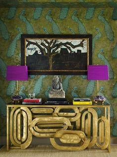 Eclectic Entry by Douglas Graneto Design
