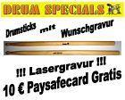 #Ticket  1 Paar Drumsticks mit Wunschgravur 10  Paysafecard Gratis #Ostereich