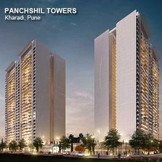 Panchshil Towers - 3, 4 & 5 BHK luxury apartments and penthouses by Panchshil Realty at Kharadi, Pune. To know more Visit: http://www.puneproperties.com/panchshil-towers-kharadi.html #PuneProperties #FlatsinPune #ApartmentsinPune #FlatsinKharadi #ApartmentsinKharadi #PenthousesinKharadi