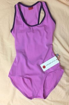 YUMIKO Leotard alex in mauve and mora  ☾pinterest: @1852jill ☼
