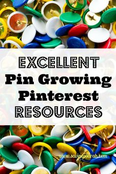 Pinterest can be a great blog/website traffic driver when used smartly. Here are some excellent resources for helping you make the most of your presence on Pinterest.