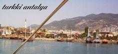 lyhyt matka luonto: Turkki antalya