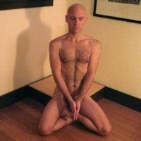 Secret Naked Yoga in South Park Slope.