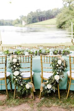 Last year, Pantone named Grayed Jade one of the leaders in fashion trends and I for one am not over it and this wedding inspiration from Michelle Pierre-Carr is exactly why. Captured by Eddie Judd , i. Jade Green Weddings, Grayed Jade Wedding, Wedding Mint Green, Gray Weddings, Unique Weddings, Floral Wedding, Wedding Flowers, Small Weddings, Garden Wedding