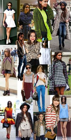 Miroslava Duma--Love everything about her!