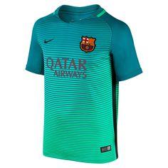 Nike FC Barcelona 2016/17 Kids Third Shirt