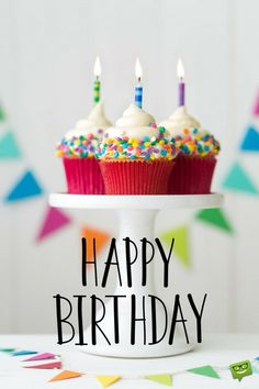 Best 50 Romantic Happy Birthday Images For Him with Love Quotes - Happy Birthday Wishes Happy Birthday Best Friend, Birthday Wishes For Him, Happy Birthday Cupcakes, Birthday Blessings, Birthday Wishes Quotes, Happy Birthday Messages, Happy Birthday Greetings, Cake Birthday, Birthday Ideas