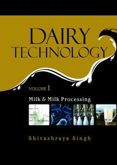 Agriculture Books, Dairy Technology Vol.01 Milk and Milk Processing, Online Bookstore www.nipabooks.com