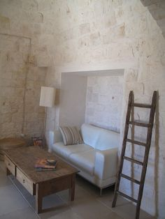 Rustic Sitting Room