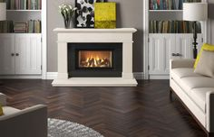 Fires | Fireplaces | Stoves Infinity 600CF hole in the wall gas fire