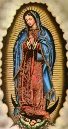 La Señora Guadalupe.