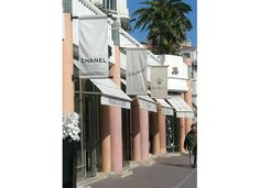 Cannes, France - Shopping anyone?