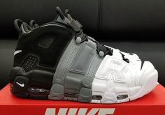 Nike Air More Uptempo 'Tricolour' to Release in August - EU Kicks: Sneaker Magazine Best Sneakers, Sneakers Fashion, Shoes Sneakers, Nike Air Shoes, Adidas Shoes, Zapatillas Nike Jordan, Nike Air Uptempo, Kicks Shoes, Sneaker Magazine