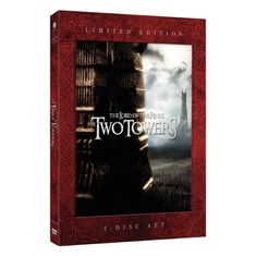The Lord of the Rings: The Two Towers (Theatrical and Extended Limited Edition)
