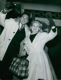 File:Carroll Baker and James Shigeta. James Shigeta, Carol Lynley, Carroll Baker, Blonde Celebrities, After Life, About Time Movie, Stunningly Beautiful, Old Hollywood