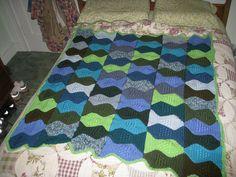 McA inspiration for my creating - Crochet Fish Pattern. #mcadirect Ravelry: Crochet Fish Motif pattern by Eboni A. Johnson. Free pattern.