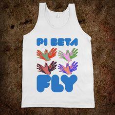 Pi Beta Fly Tank