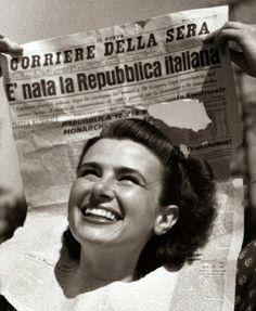 Teresa Mattei- Neo Deputy in Italy 1946