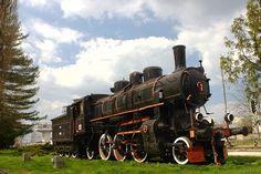 Trains, Croatia, Train