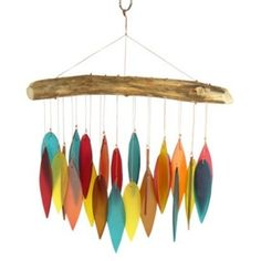 this is beautiful. (wind chime from Target) by deloolarocks