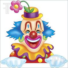 pictures happy clowns -