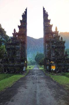 Guide: Bali Gate Vietnam Travel, Asia Travel, Bali Getaway, Bali Lombok, Entrance Gates, Travel Posters, Monument Valley, Travel Photography, Adventure