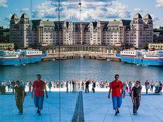Oslo Opera House Reflection