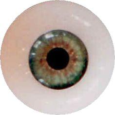 Great Quality FlatBack LightBlue Glass 20mm BJD Eyes for Reborn//NewBorn BJD Doll