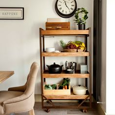 8 ways to give your kitchen Scandi style