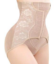 Woman Slimming Briefs Tummy Tuck Lift Bum Body Firm Control Shapewear Panty 8-14
