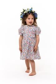 Liberty Print Dresses - Girls Party Dresses, Flower Girls outfits UK – The Little Cloth Shop