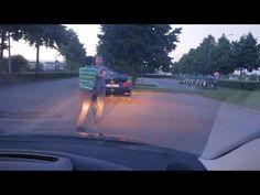 TVEstudio: Esta pelea de carretera termina de una forma muy original
