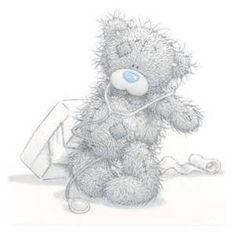 Tatty Teddy als dokter
