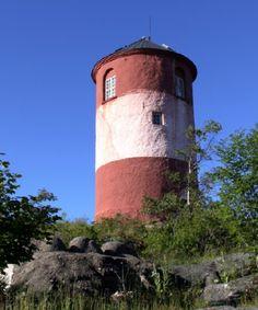 Lighthouses of Sweden: Stockholm Area