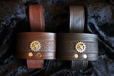 Renaissance Faire Leather Flask Holder 8