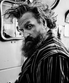 Kristofer Hivju Photographed by Björn Terring