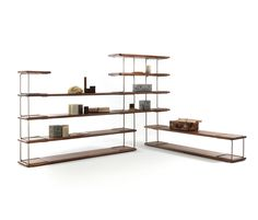Shelving systems | Storage-Shelving | Tubular | Riva 1920. Check it out on Architonic