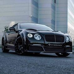 Visit The MACHINE Shop Café... ❤ Best of Bentley @ MACHINE ❤ (The Bentley GTX ONYX Supercar)