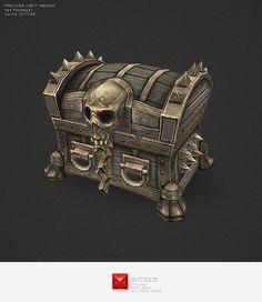 3d model chest - Поиск в Google