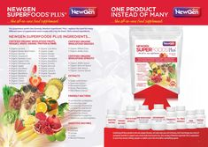 Organic Superfoods, Healthy Food, Healthy Recipes, Meals For One, Protein, Berries, Seeds, Healthy Living, Health Fitness