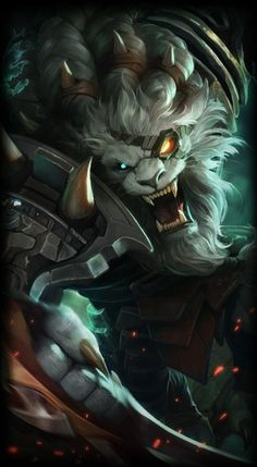 League of Legends- Rengar, the Pridestalker