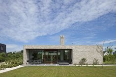 Villa Hendrikx Architecture with a generous touch of Style and Design