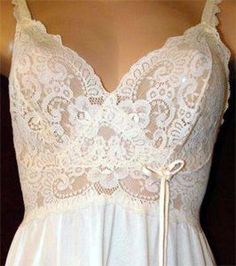 Modern nightgown - lovely image