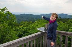 Fotoimpressionen Nurtschweg:  Der Nurtschweg ist ein 133 km langer, prämierter Fernwanderweg durch den dünn besiedelten Oberpfälzer Wald. Wer Ruhe sucht, findet sie dort.