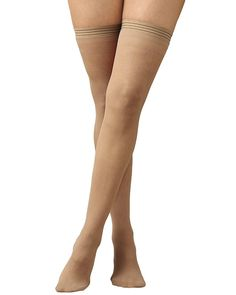National Run-Resistant Sheer Thigh High, 6-pk -- This is an Amazon Affiliate link. See this great product.