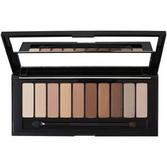 L'Oreal Paris Cosmetics Colour Riche La Palette, Nude 02, 0.62 Ounce (€13) ❤ liked on Polyvore featuring beauty products, makeup, mac cosmetics, l oreal paris makeup and l oreal paris cosmetics