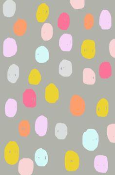 Pastel spots :)