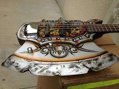 Gene Simmons Axe Bass (custom design)