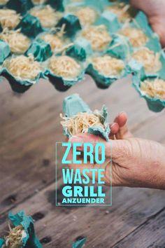 Grill- und Kaminanzünder selber machen - Zero Waste Geschenkidee Diy Gifts For Kids, Diy Gifts For Friends, Diy For Kids, Crafts For Kids, Diy Projects To Sell, Diy Crafts To Sell, Sell Diy, Upcycled Crafts, Diy Furniture Plans